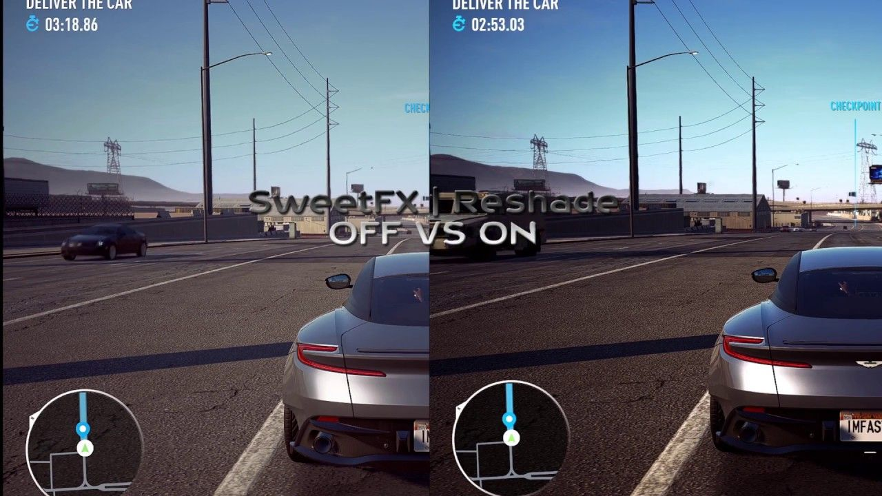 NEED FOR SPEED PAYBACK Graphics MOD | HDR + REAL Mod