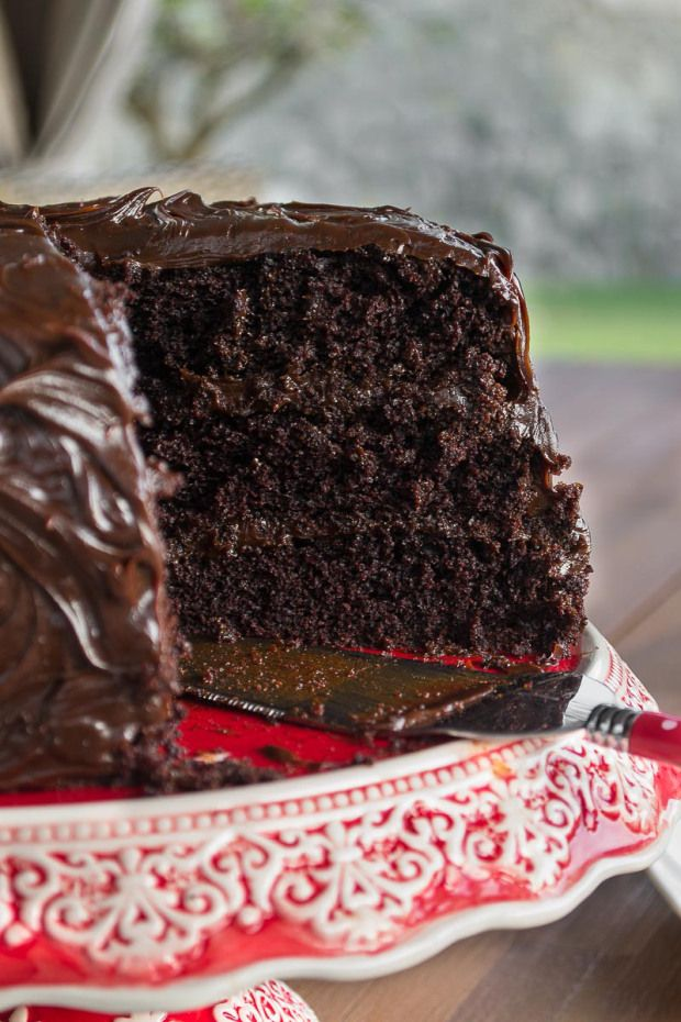 Torta Húmeda De Chocolate Tortas De Chocolate Humeda Receta Torta De Chocolate Torta De Chocolate Facil