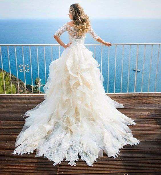 60 Summer Wedding Dresses for a Drop-Dead Gorgeous Look | Summer ...