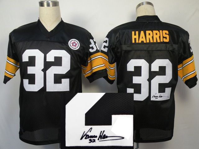 836ab96c9f7 Pittsburgh Steelers 32 Franco Harris Black With player signed Throwback  Elite Jerseycheap nfl jerseys,cheap mlb jerseys from chinajerseys.ru