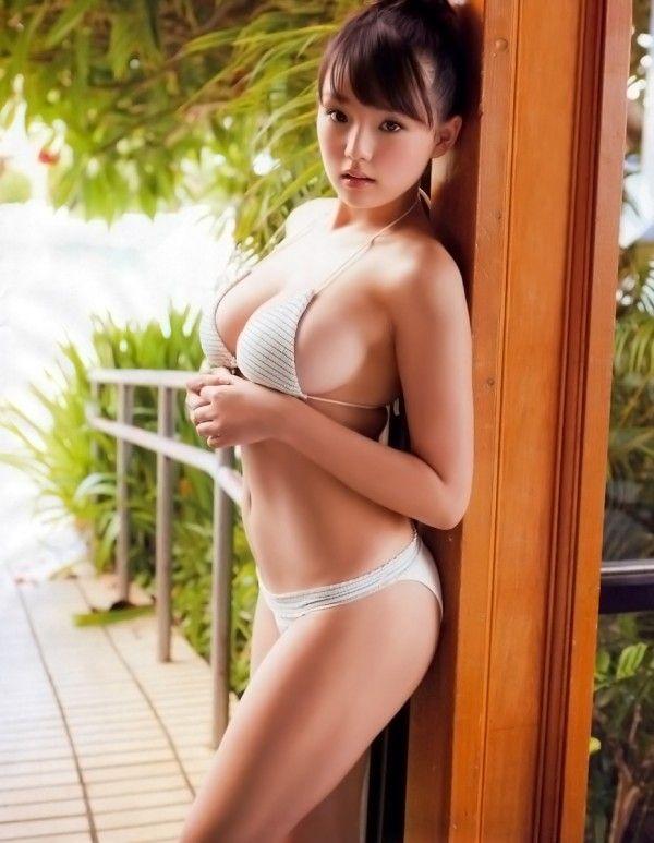gravure string idol Bikini junior japanese