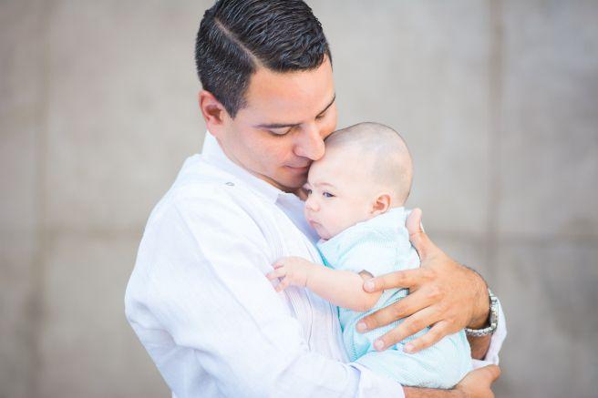 SA   Sue-Ellen Aguirre • Destination Engagement + Lifestyle Photographer   #fatherandson #portraits #baptism
