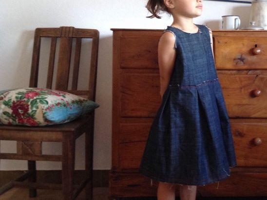 Jour de fête dress by Lemo's   Project   Sewing / Dresses   Kids & Baby…