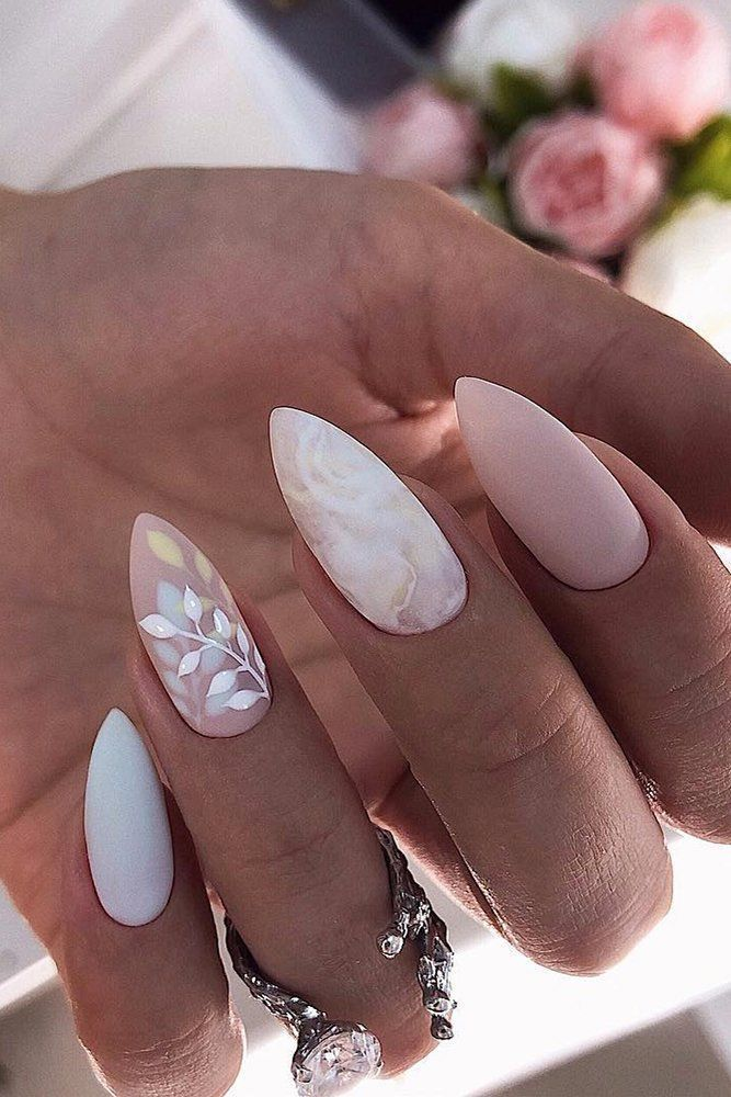 Photo of The best wedding nails 2019 trends – nails – NailiDeasTrends