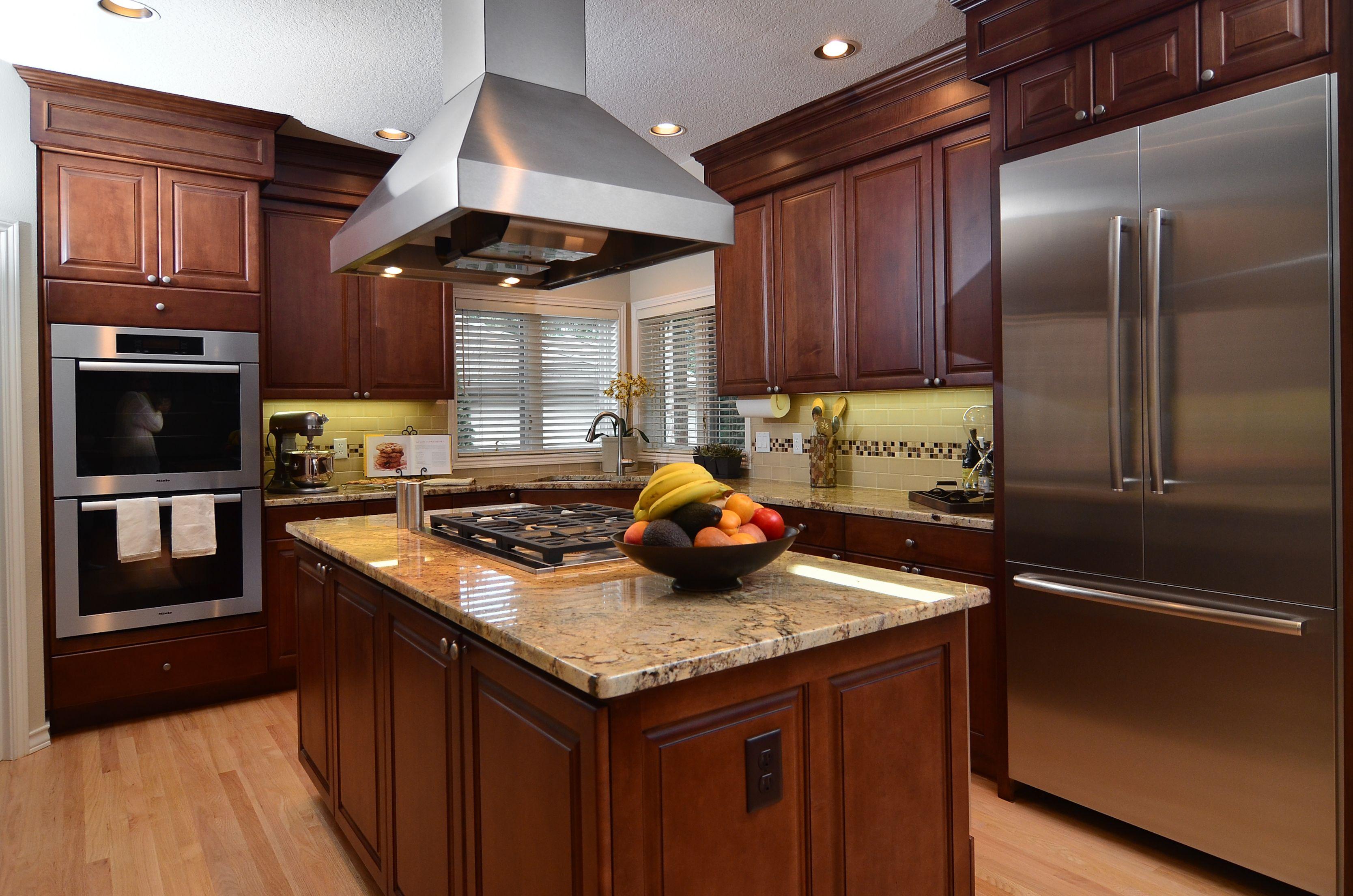 Maple Nutmeg Cabinets | Cabinets Matttroy