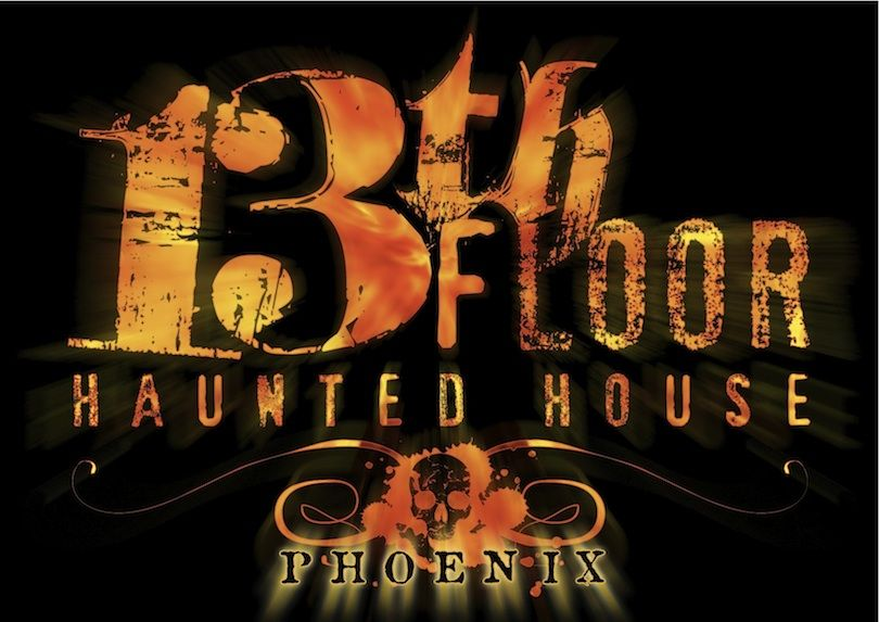 Want To Win 2 Tickets To The 13th Floor Haunted House Phoenix Opening Night Winners Picked Daily Enter If You Dare Haunted House 13th Floor Haunting