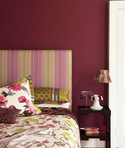 Best 25 Red bedroom walls ideas on