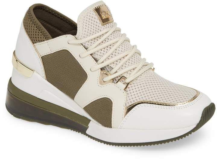MICHAEL Michael Kors Liv Sneaker