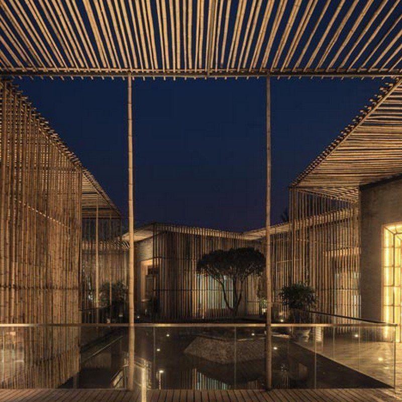 Bambooandwatercourtyard.jpg 800×800 pixels Bamboo