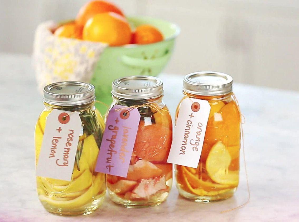 Orange Peel Vinegar Cleaner Recipe | Vinegar cleaner ...