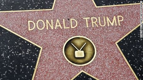 How on earth did Trump buy a star on the walk of fame?