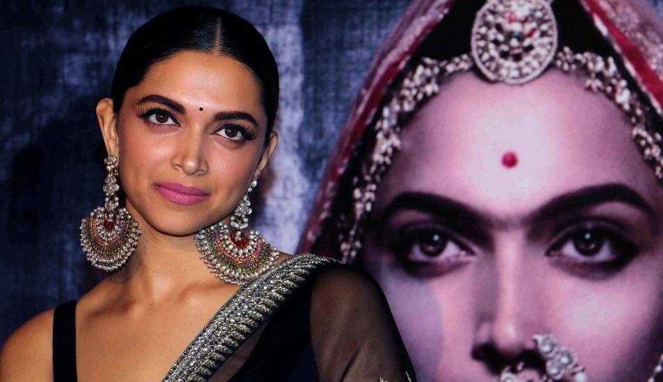 "Político indio amenaza de muerte a Deepika Padukone por su próxima película ""Padmavati"""