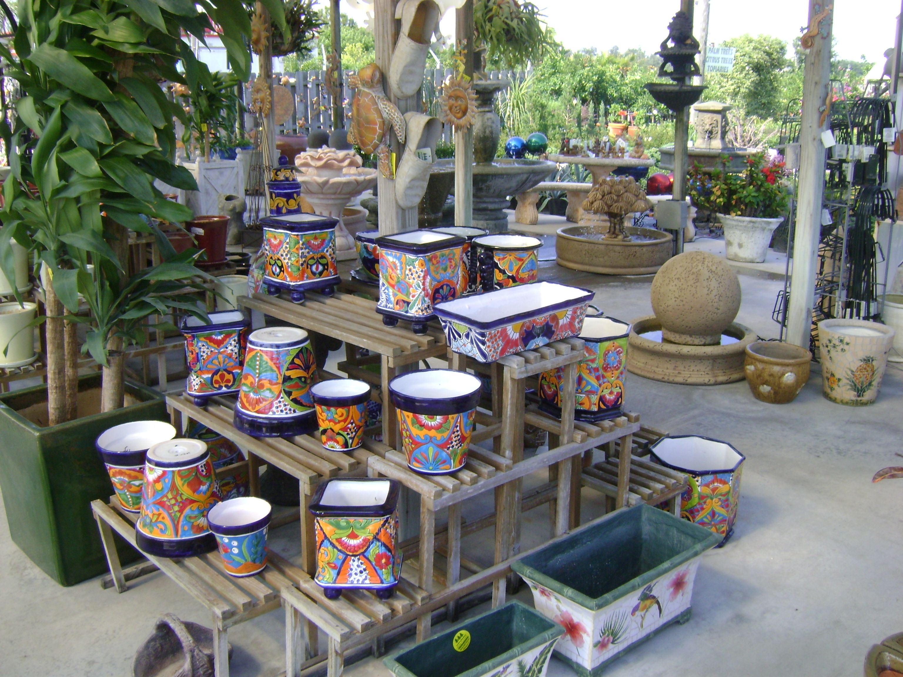 Image result for Mexican outdoor decor idea | Yard decor ... on Mexican Backyard Decor id=49010