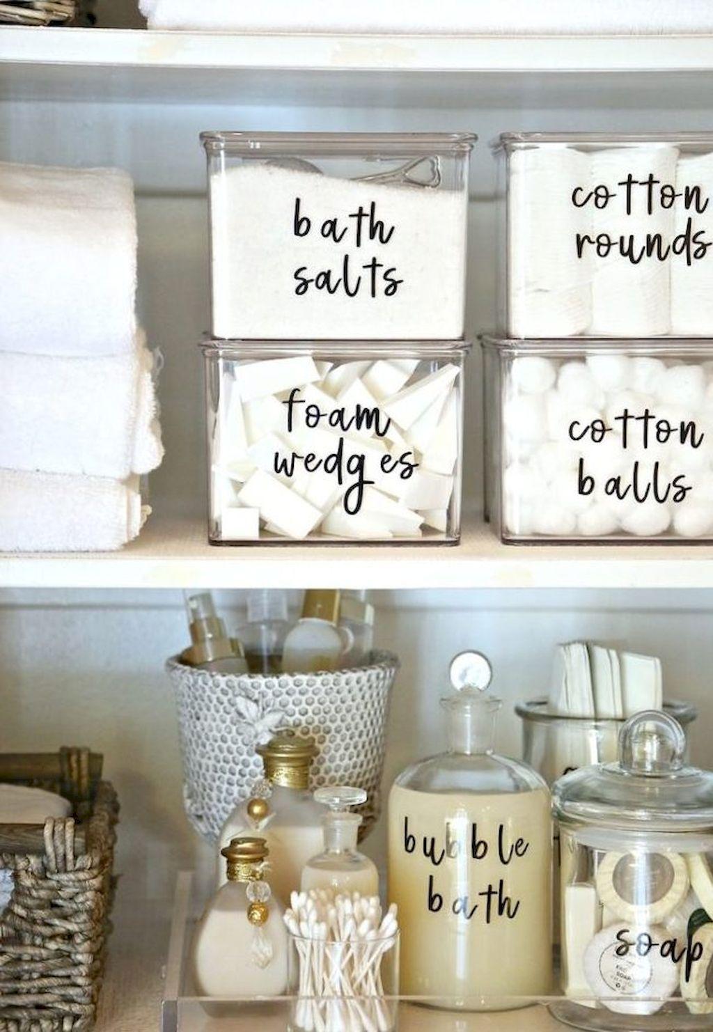 Functional Small Bathroom Organization Ideas (68) | Home | Pinterest ...