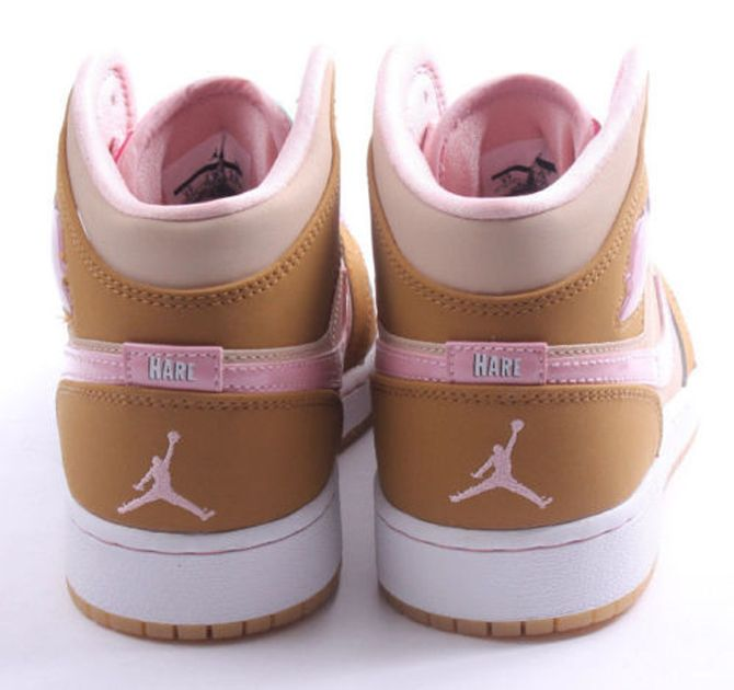 Release Date Air Jordan 1 Mid GS Lola Bunny 3  e96d6f81b9