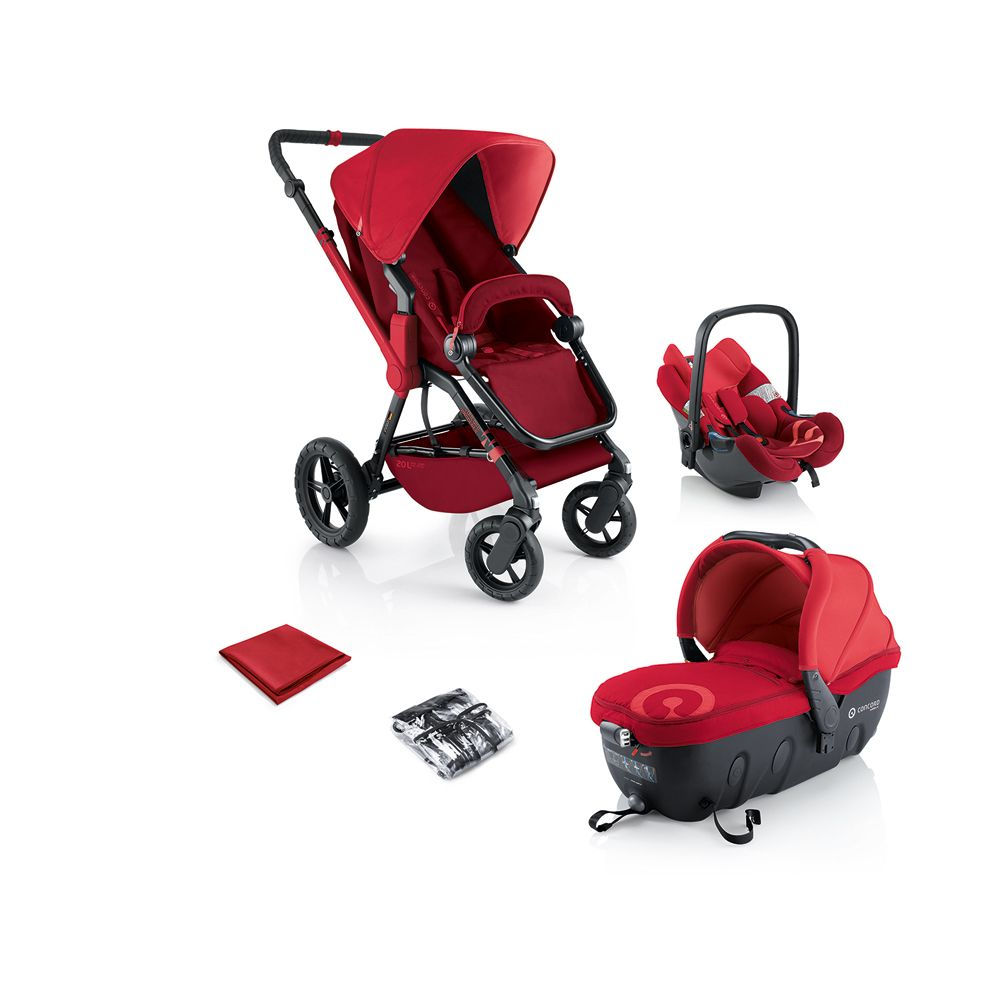Concord Wanderer Travel Set Collection 2013 Baby