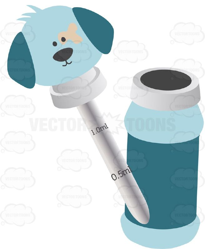 Glass Liquid Baby Medicine Dropper With Puppy Head And Blue Bottle Baby Medicine Trendy Baby Gifts Personalized Baby Gifts
