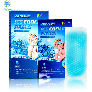 Fever Cooling Gel Pad Bring Baby A Healthy Body Foot Detox
