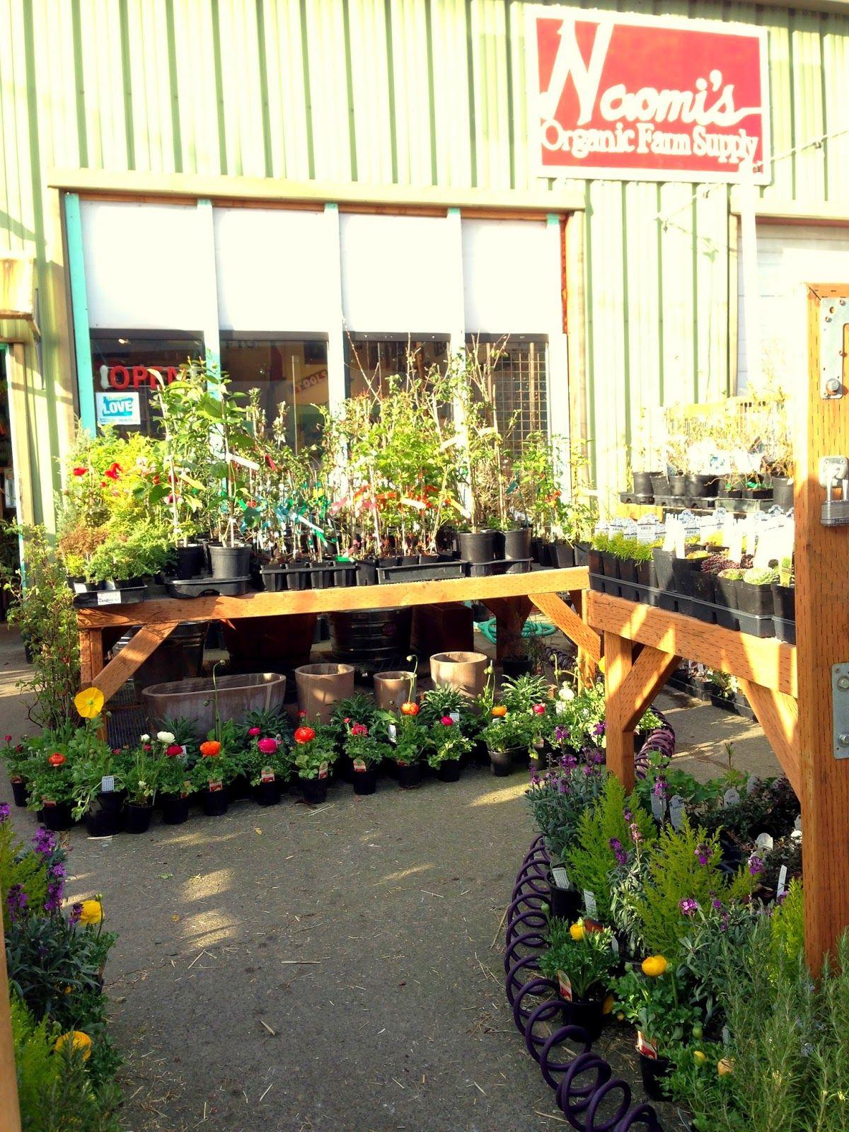 Naomiu0027s Organic Farm Supply, Near 26th Ave And Schiller