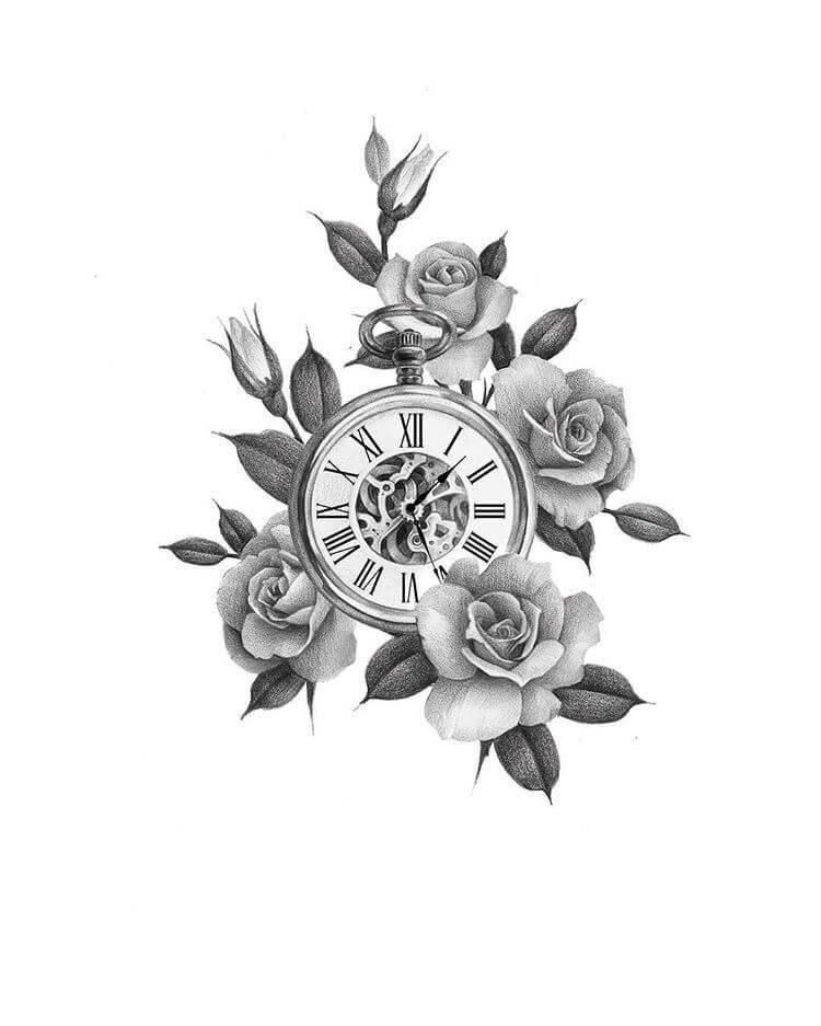 Home Blend Of Bites Rose Tattoos Rose Tattoo Design Tattoos
