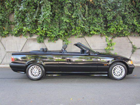 Convertible, 1999 BMW 323i Convertible with 2 Door in ...