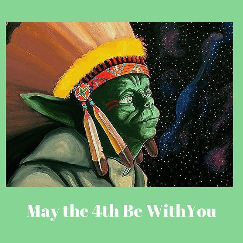 YODA ONE THAT I WANT  #MayThe4thBeWithYou