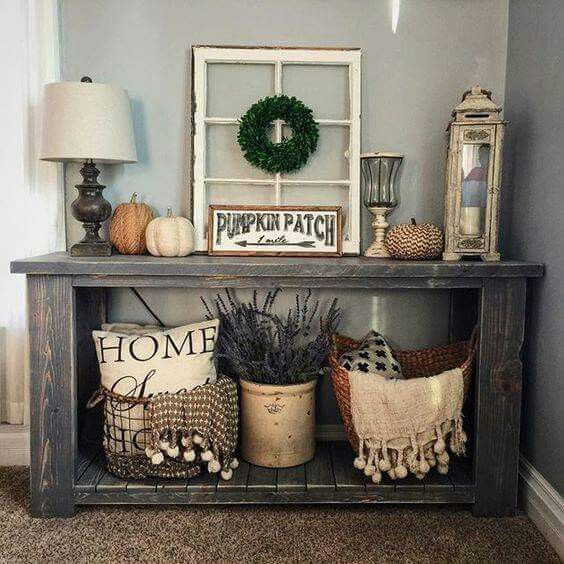 14 Family Room Fall Decor Ideas  Room Decorating And House Classy Wall Decoration Ideas Living Room Inspiration Design
