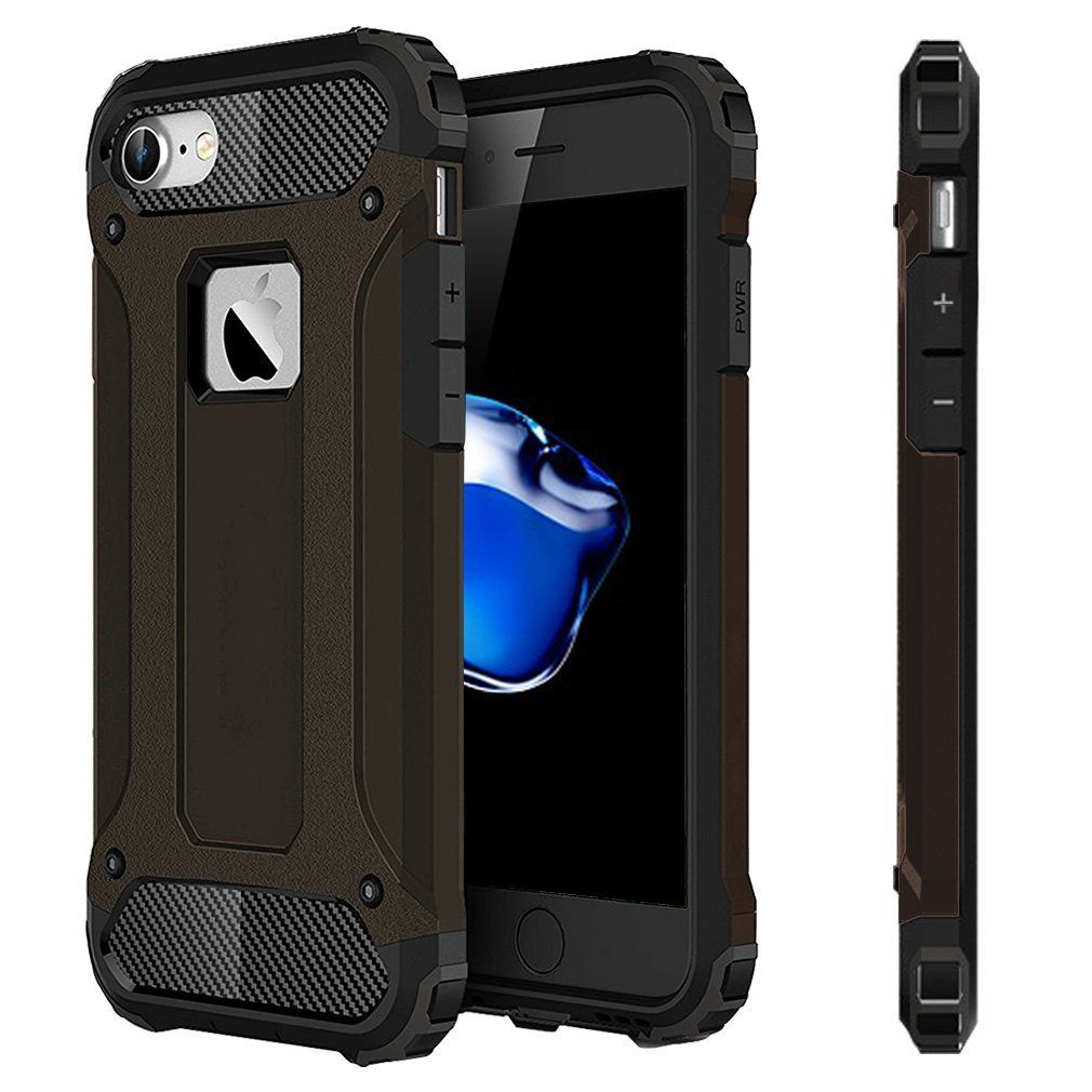 iPhone 7 Case,Apple iPhone 7 Case,ACO-UINT Heavy Duty Dual Layer [Drop Protection] [Shock