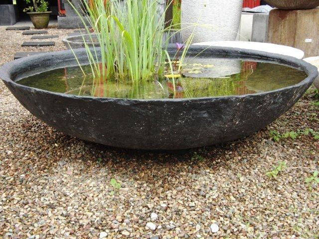 water bowl garden - Google Search