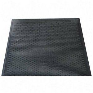 GJO70467 - Scraper Outdoor Mat, Rubber, Traps Dirt/Grime, 4x6, Black by Genuine Joe. $89.60. Scraper Outdoor Mat, Rubber, Traps Dirt/Grime, 4x6, Black