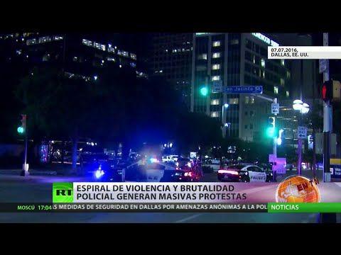 Espiral de violencia y brutalidad policial generan masivas protestas en EE.UU. https://youtu.be/-ueGJsdb6pk vía .@YouTube
