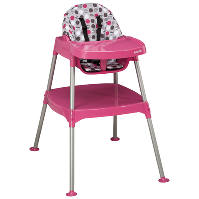 Popular High Chair being recalled due to reports of children falling