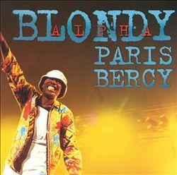 Paris Bercy - Alpha Blondy.  Reggae en français pour un matin froid. En direct de Paris.
