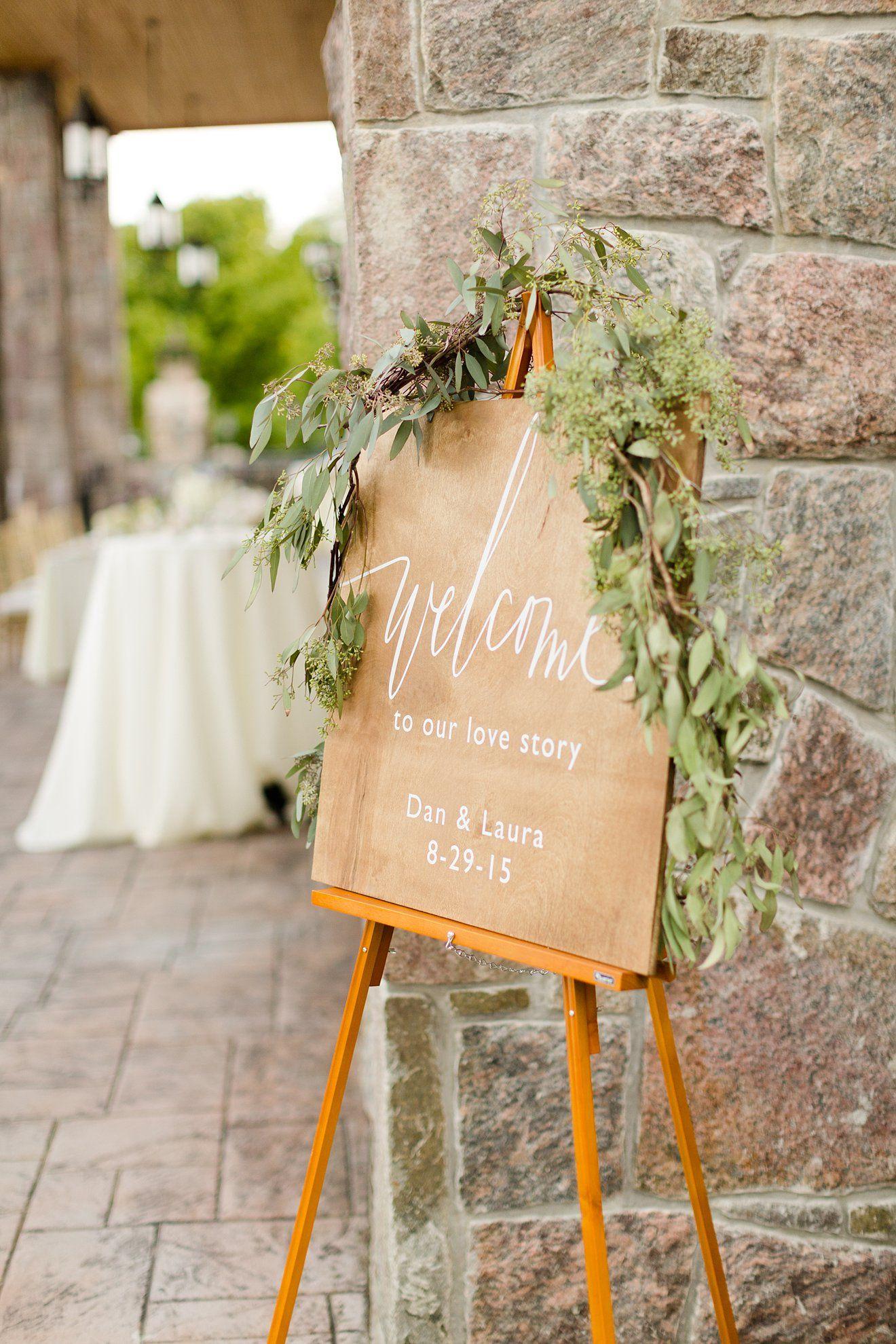 Romantic Inn at Erlowest Lake Wedding by Jessica