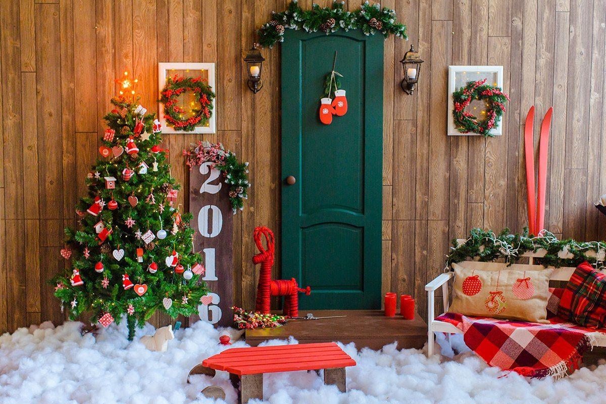как сделать новогодний уголок для фотосессии хохлатая северодвинске, продажа