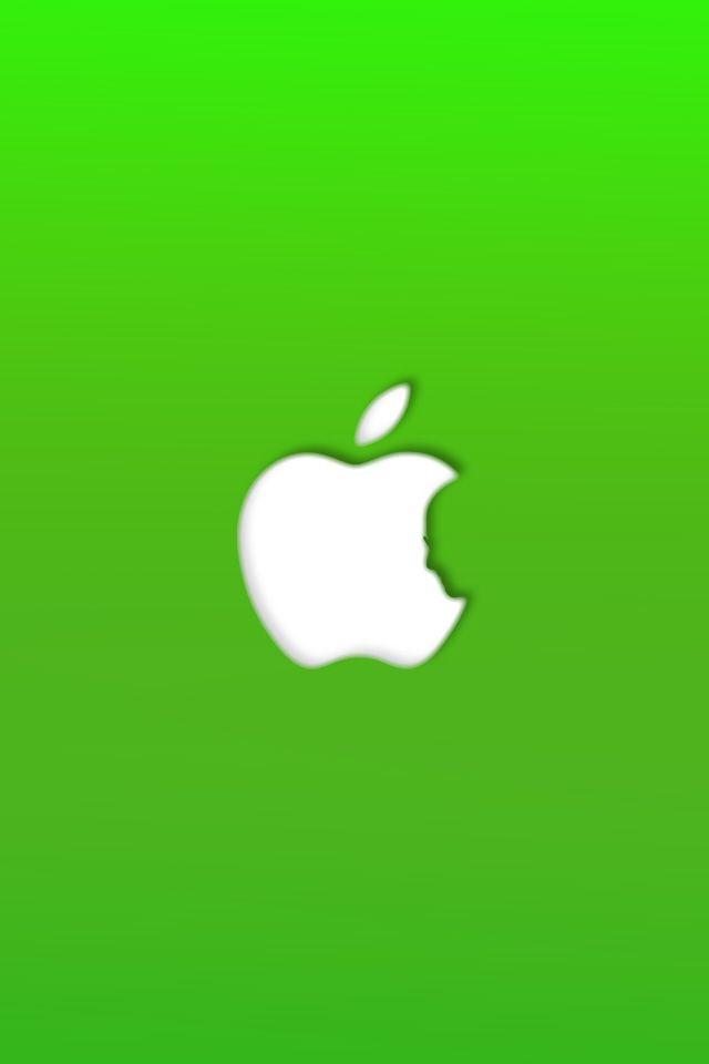 iphone wallpaper steve jobs green