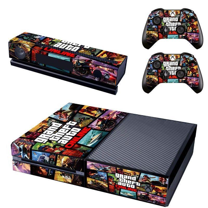 Grand Theft Auto 5 Xbox One Skin Xbox One Console