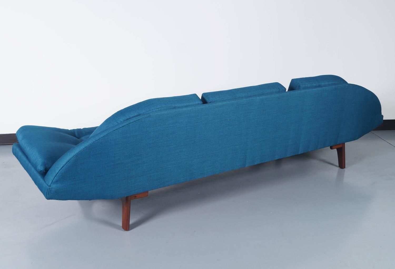 Incredible Adrian Pearsall Gondola Sofa For Craft Associates Pdpeps Interior Chair Design Pdpepsorg