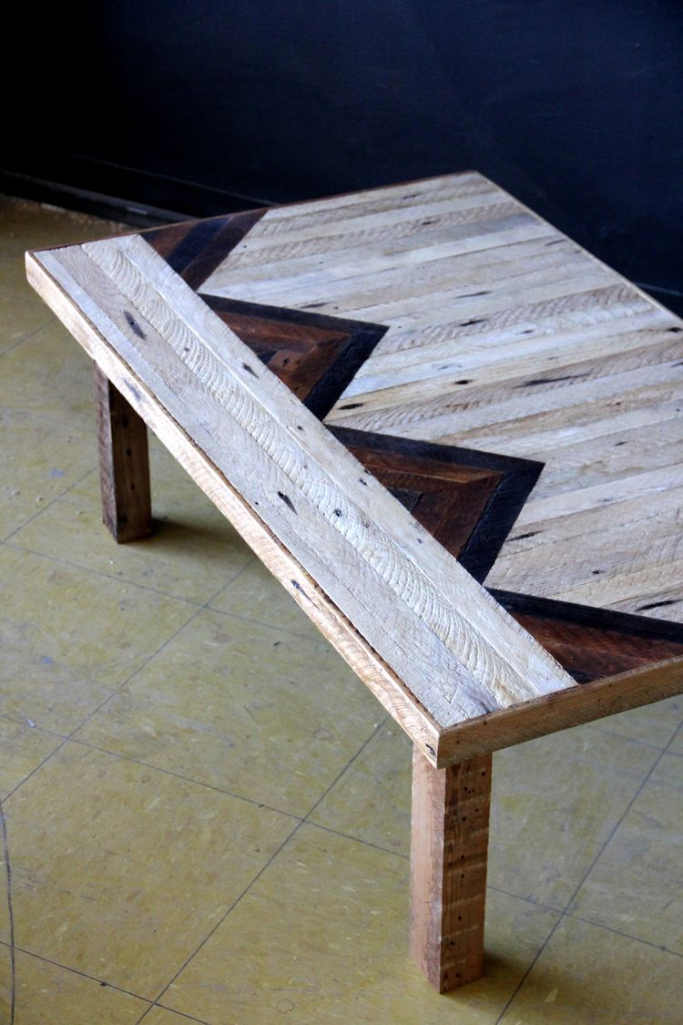 Reclaimed Triangle Table 03 Jpg Wood Design Diy Furniture