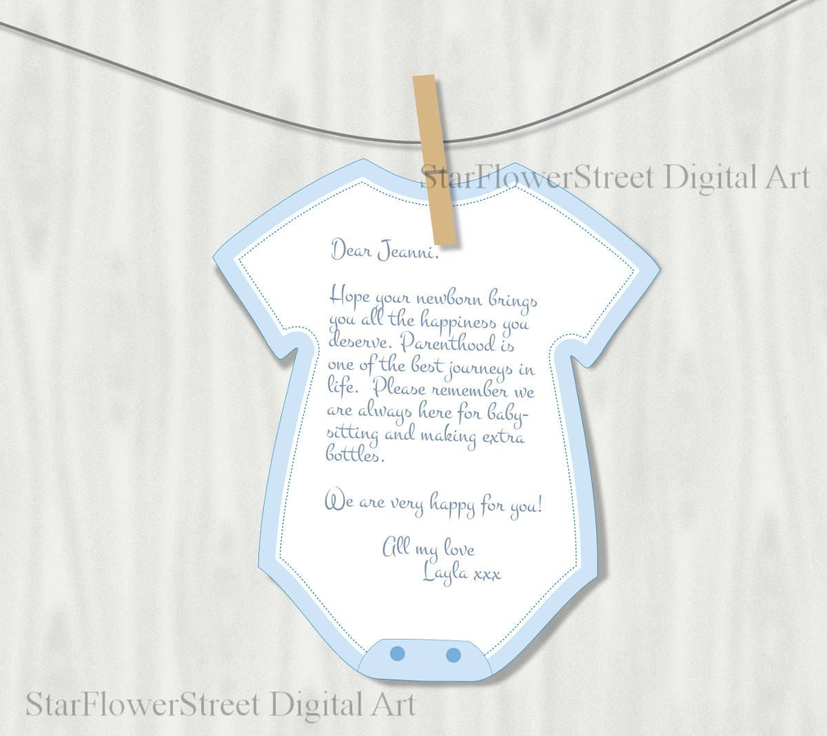 Baby shower decorations boy wishes for baby advice cards for Baby shower decoration templates