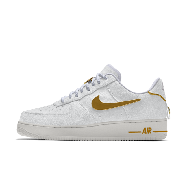 Nike Air Force 1 Low NBA By You Custom Men's Lifestyle Shoe