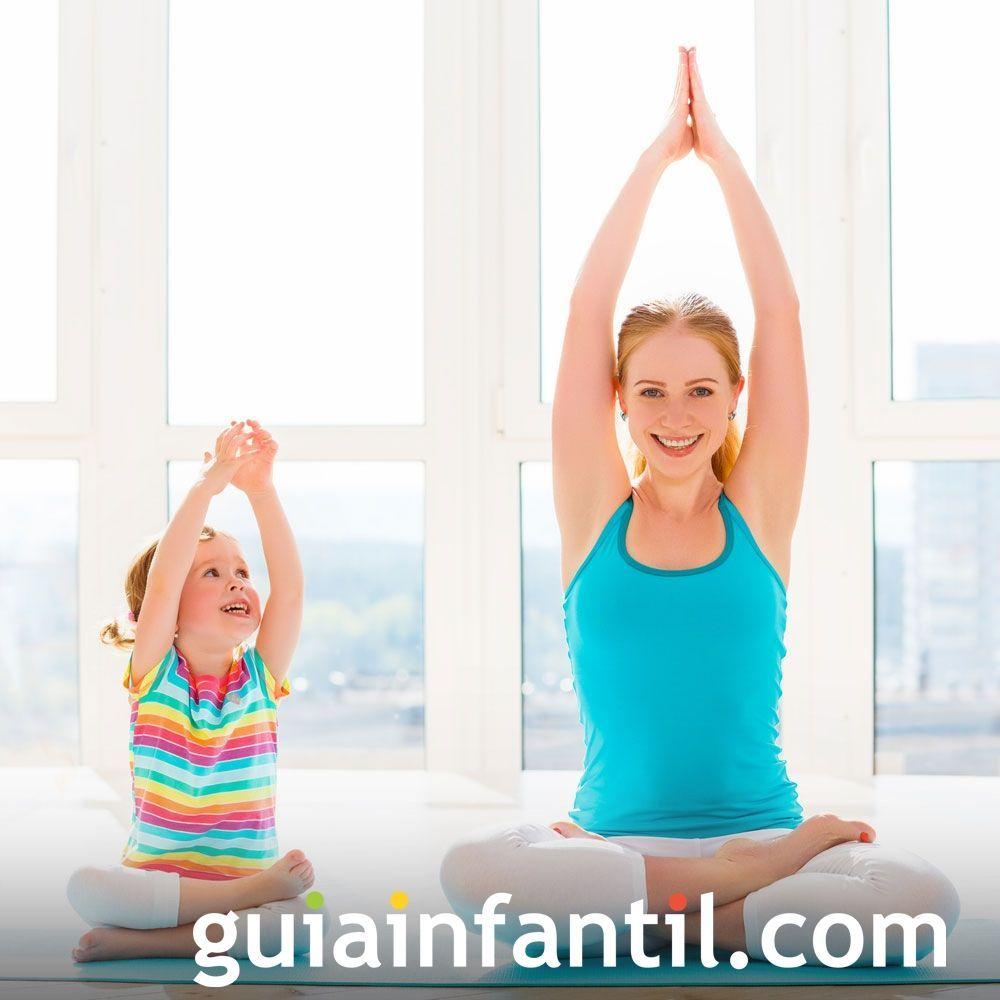 10 Posturas De Yoga Para Niños Posturas De Yoga Para Niños Yoga Para Niños Posturas De Yoga