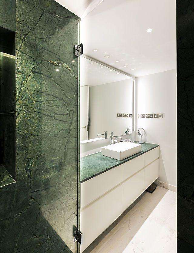 decoración de interiores de baño