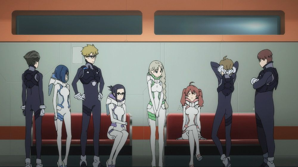 Darling in the Franxx Reveals Main Cast and Additional Staff in ...