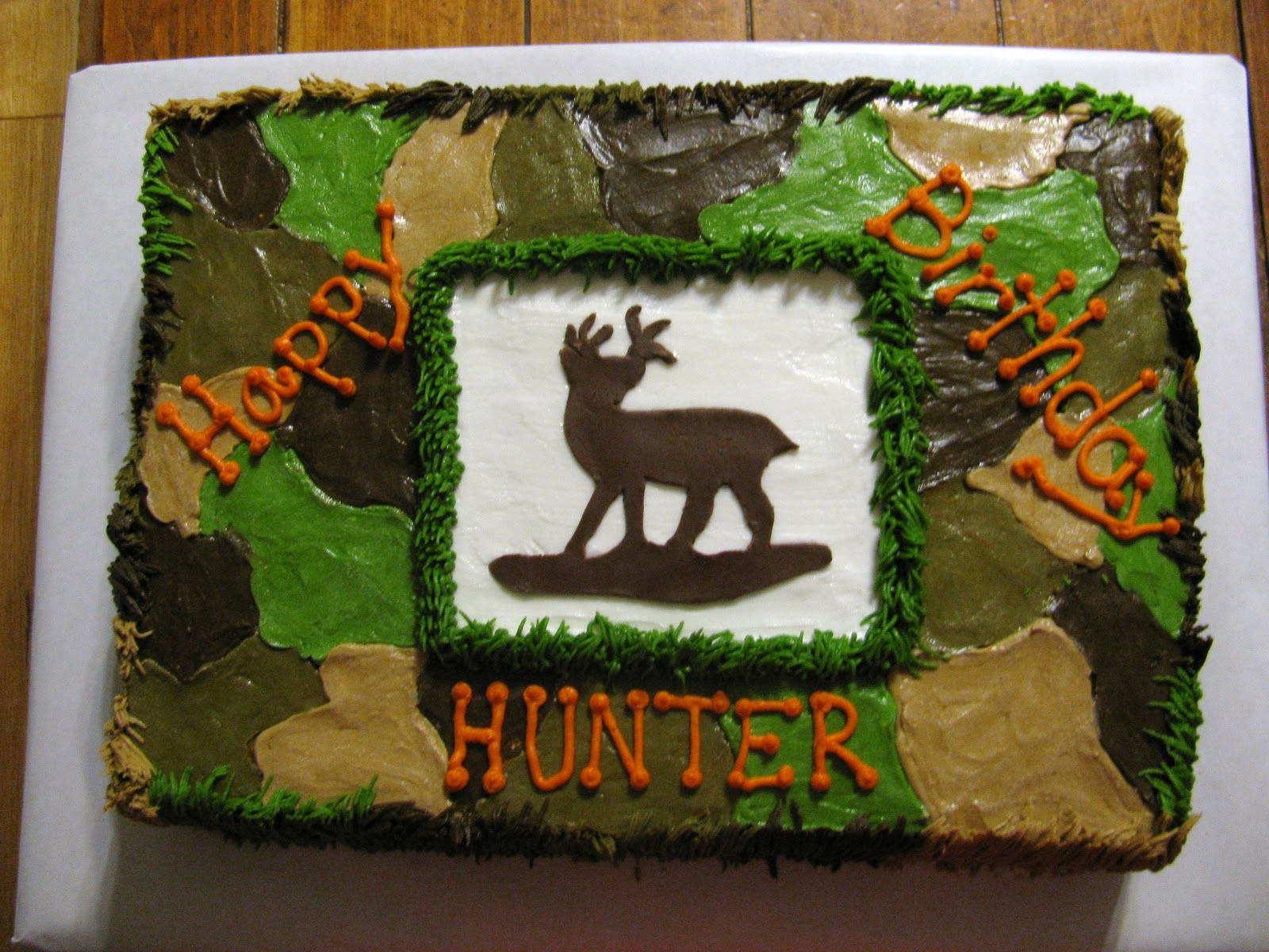 camo birthday party ideas Camo Cakes Decoration Ideas