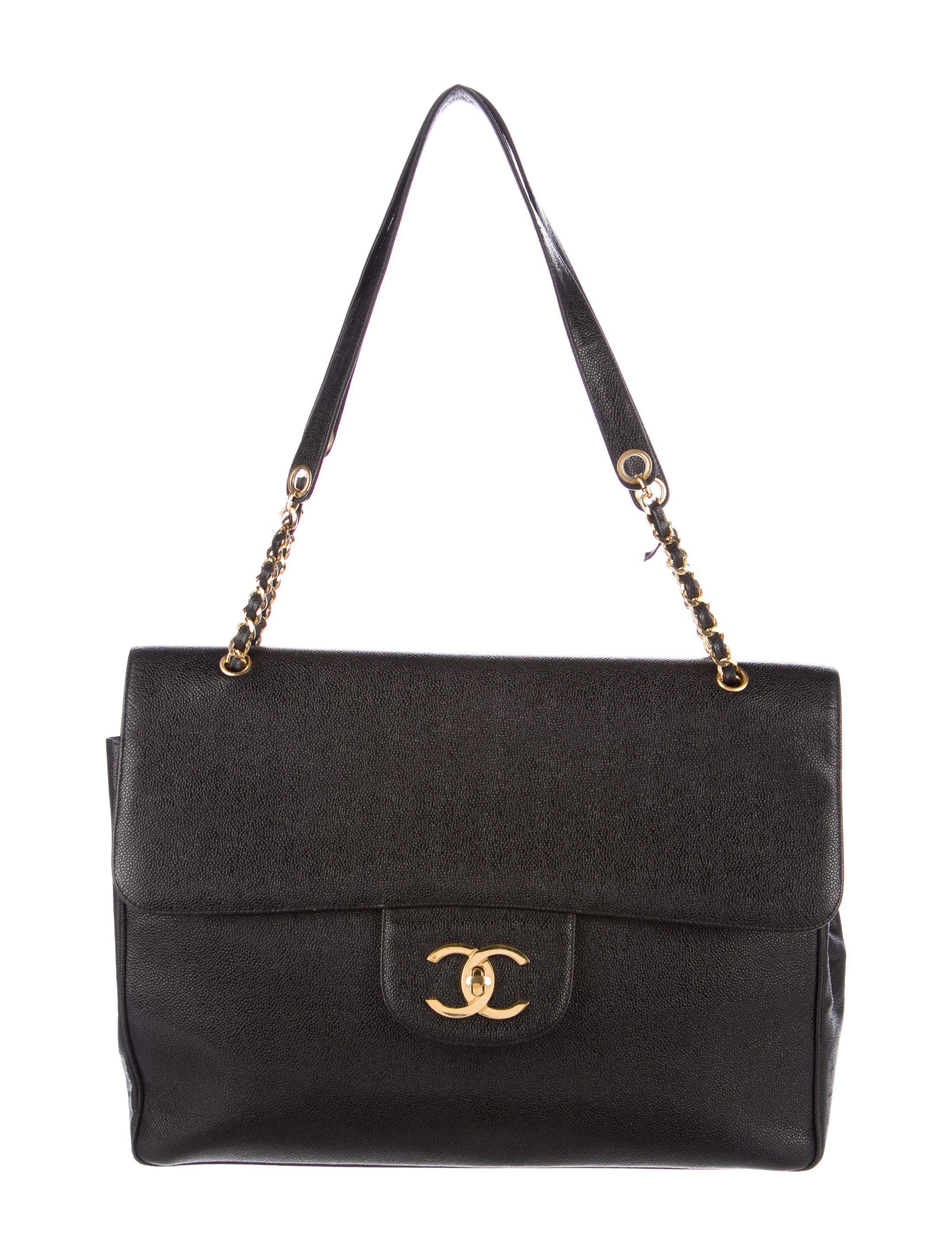 Purses And Bags · Pocket · Summer · Black Caviar leather Chanel Supermodel  XL Tote with gold-tone hardware 6a5b44c23625d