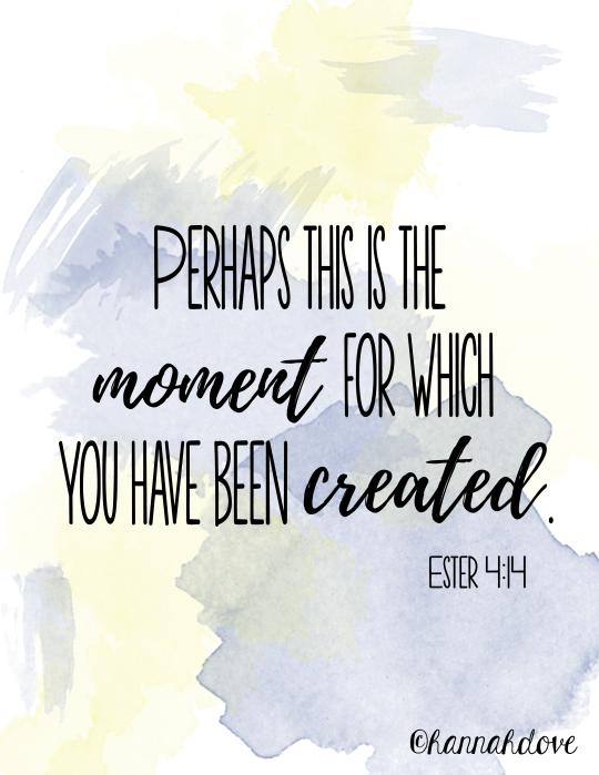Bible quotes ll Graduation quotes ll Ester 4:14 ll Perhaps this is