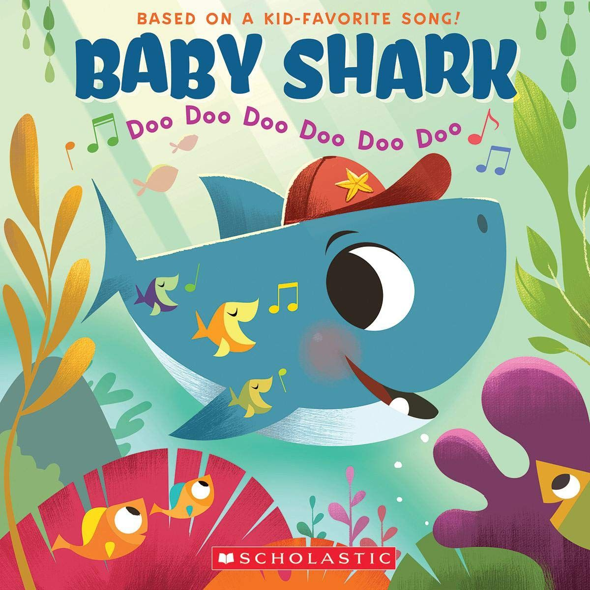 Baby Shark Paperback Book Only 3.91! Baby shark, Baby