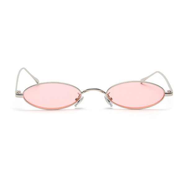 Flash Back To The 90 S With This Classic Extremely Small Oval Style Wear These Celebrity Must Have Sunglasse Gafas De Moda Anteojos De Moda Modelos De Gafas