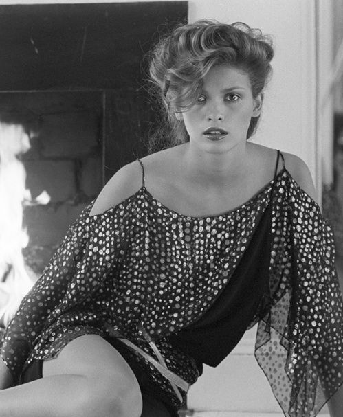 Gia Carangi look années 80